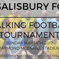Salisbury FC Walking Football Tournament