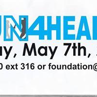 WNGH Run4Health - HGNO Courir pour la sant
