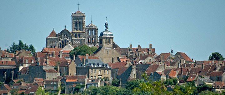 voie de Vézelay - 10 самых известных маршрутов по Франции