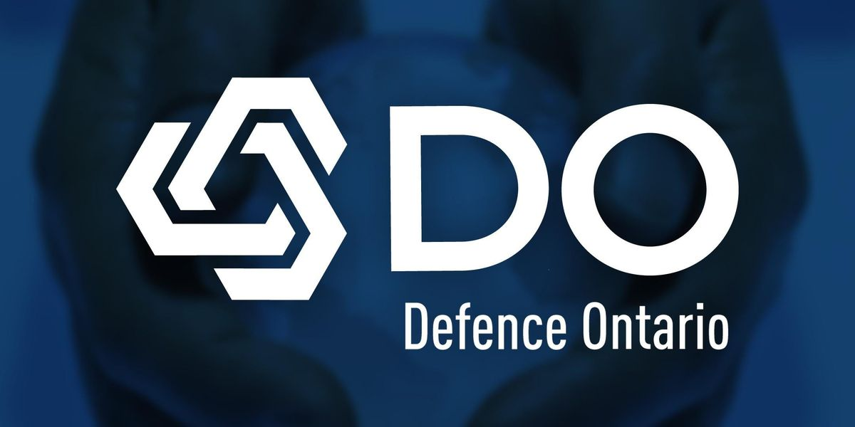 DEFENCE ONTARIO - Seminar Canada & US Export Compliance & Controlled Goods Program