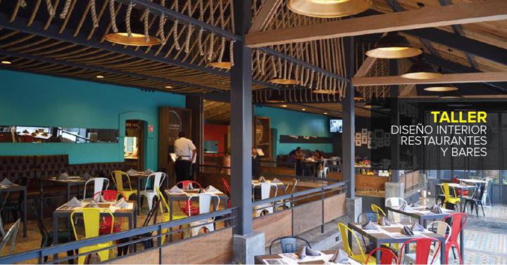 Taller de dise o interior para restaurantes y bares at for Diseno de restaurantes