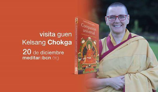 Masterclass El arte de pensar en positivo con guen Chokga