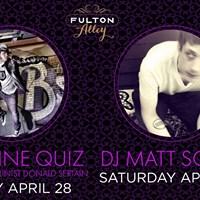Jermaine Quiz and DJ Matt Scott - Free Music Series