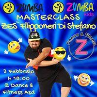 Zumba e Zumba Kids Masterclass con Zes Filipponeri Di Stefano