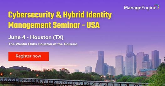 Cybersecurity & Hybrid Identity Management seminar, Houston