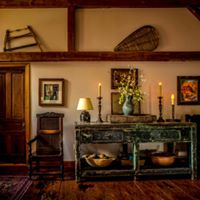 At Home in the American Barn New Photography by Geoffrey Gross