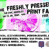 Freshly Pressed - Print Fair
