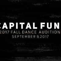 Capital Funk Fall 2017 Dance Auditions