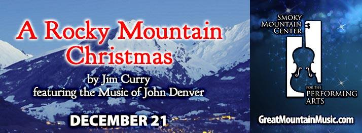 a rocky mountain christmas featuring jim curry franklin - John Denver Rocky Mountain Christmas