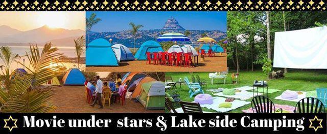 Movie under Stars & Lakeside Camping