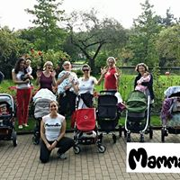 MammaFit with Baby - Stroller and Baby carrier in Diekirch