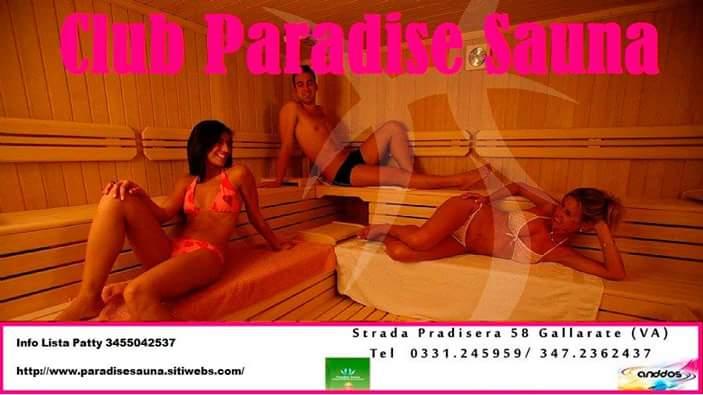 sauna clubs