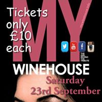 Amy Winehouse Tribute 10 Ticket