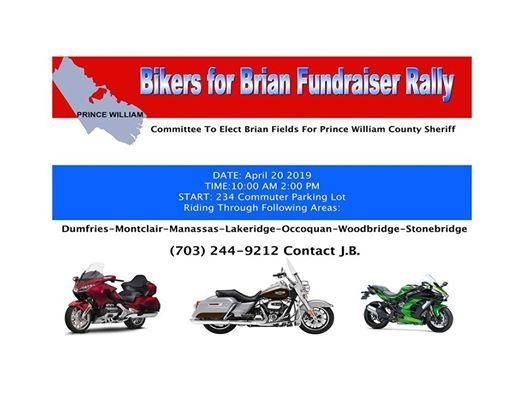 Bikers for Brian Fundraiser Rally
