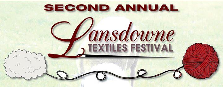 Lansdowne Textiles Festival