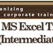 Workshop on MS Excel (Intermediate Level)
