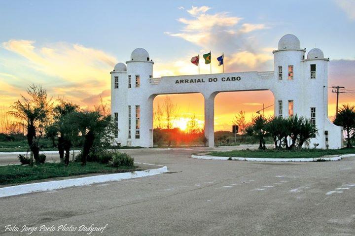 Arraial do Cabo - Escuna