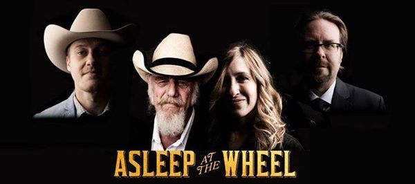 ASLEEP AT THE WHEEL String Band Tour at Diana Wortham Theatre