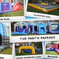 Bouncy Castle Fun Day - Shoeburyness High School