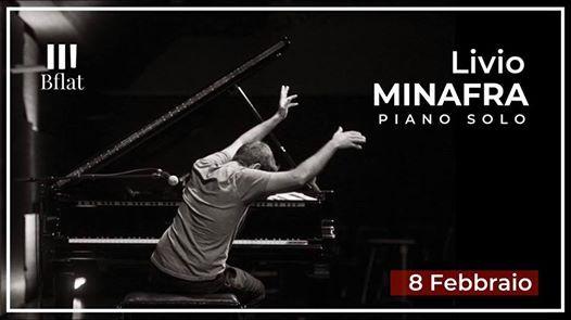 Livio Minafra Piano Solo Special Event