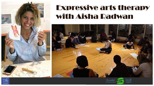 Expressive arts therapy-Aisha Radwan