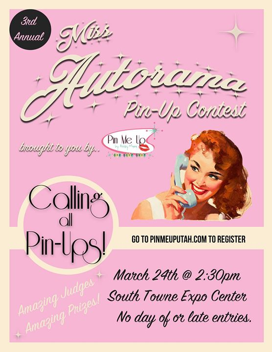 2018 Miss Autorama Pin-Up Contest