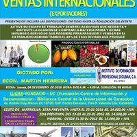 Curso Ventas Internacionales (EXPORTACIN)