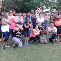 MixxedFit in the Park
