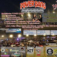 Power Bang &quotO Maior Campeonato Noturno das Equipes&quot 4 Etapa