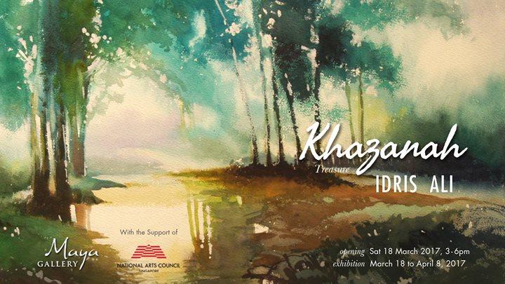 Khazanah by Idris Ali