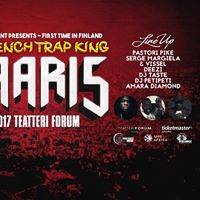 KAARISFrench TRAP KING for the 1st time in Finland