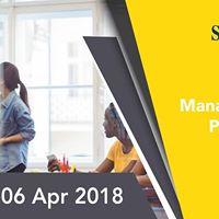 Career Management &amp Progression