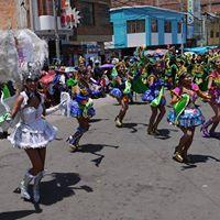 II Concurso Interfacultades Danzas Guerreras Peruanas 2017-A