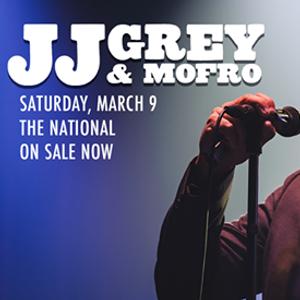 JJ Grey &amp Mofro -