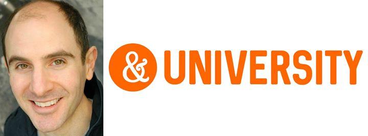 ANDUniversity - Essentials of Improv with David Marx