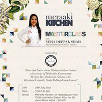Meraaki Kitchens Masterclass