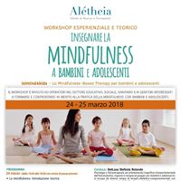 Workshop mindfulness per bambini ed adolescenti