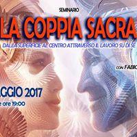 Seminario -La Coppia Sacra- Condotto Da Fabio Iacontino