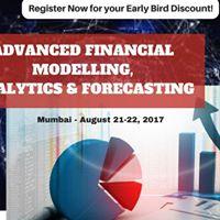Advanced Financial Modelling Analytics &amp Forecasting
