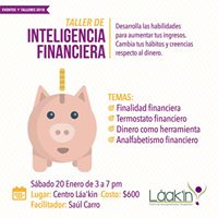 Taller de Inteligencia Financiera
