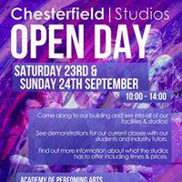 Chesterfield Studios Open Days