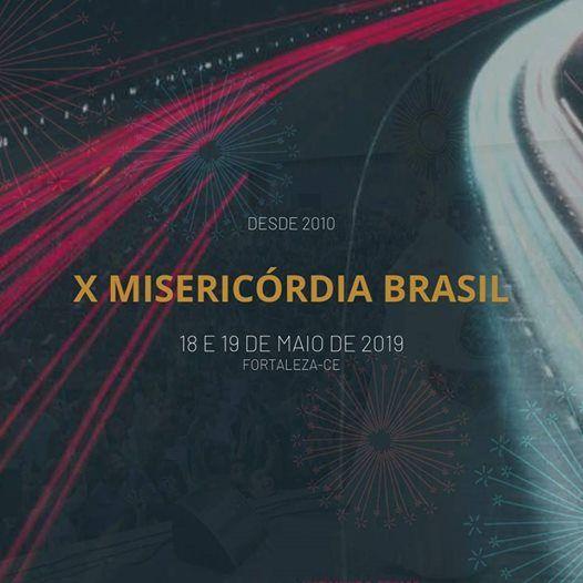 X MISERICRDIA BRASIL