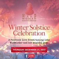 Wild Woman Sisterhood Winter Solstice Celebration