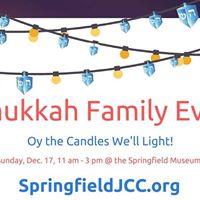 Celebration of Hanukkah