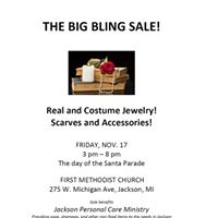 The Big BLING Sale