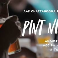 AAF Chattanoogas Pint Night