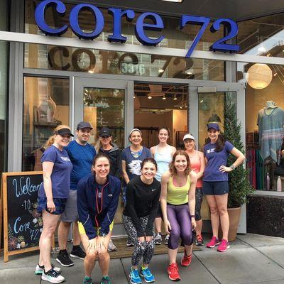 TW Training Fun Run  Sips with Core72
