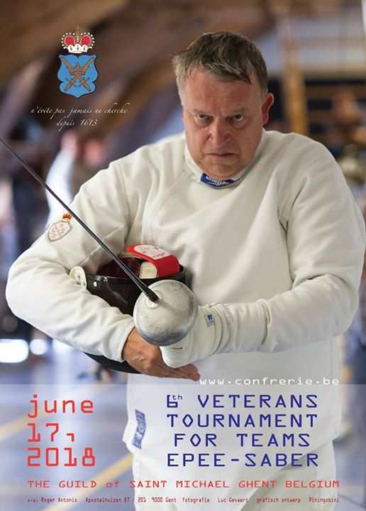 6th Veterans Tournament for teams Epe & Saber