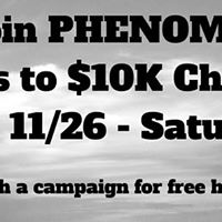 PHENOMs 10 Days to 10K Challenge