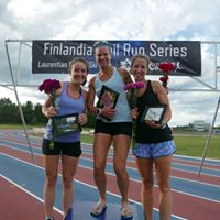 Finlandia Trail Run - Race 1